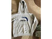 North face hoody junior large