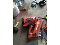 Pasload nail gun only selling due to not bein used anymore