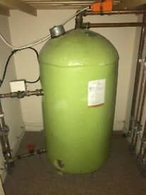 Wanted copper water heating cylinder