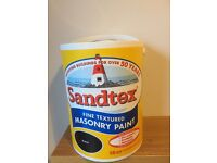 Masonary paint Sandtex 5L