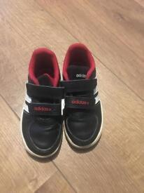 Adidas Trainers size 7 kids