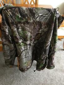 Deerhunter Montana jacket complete with membrane and fleece