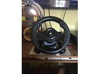 Xbox one steering wheel