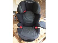 Maxi Cosy car seat age 3-12 & seat saver