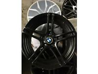 "Bmw 313 lci m performance m sport 19"" staggered alloys set genuine bbs 5120 BMW fitment"