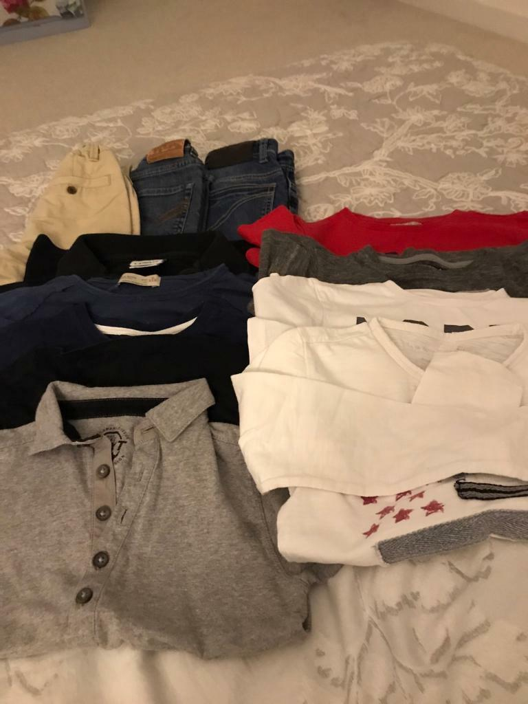 Boys Age 4/5 clothes bundle