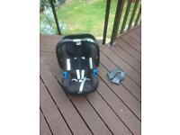 Britax double buggy travel system