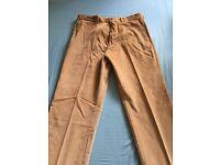 Men's Marks & Spencer trousers