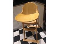 High Chair. £20