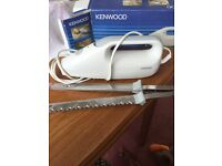 Kenwood electric knife for sale