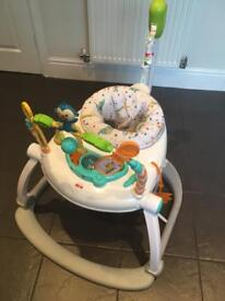 Fisher Price Carnival SpaceSaver Jumperoo