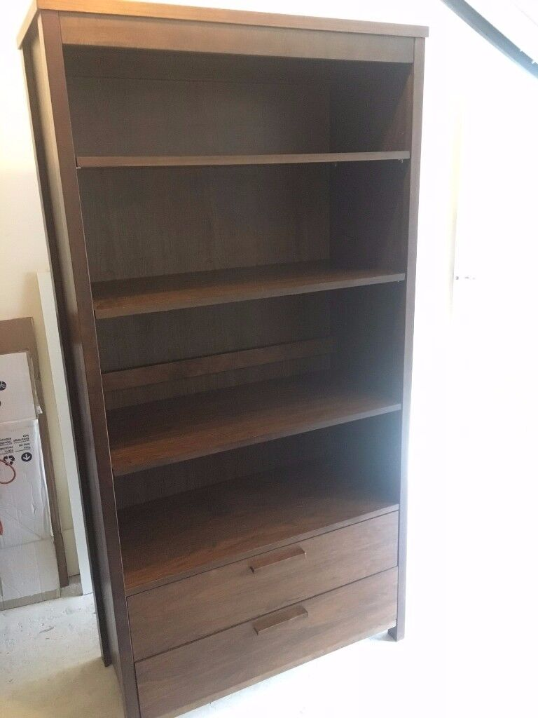 Quality Real Wood Book Case - Shelves - Cabinet - Storage Unit - Excellent Quality by John Lewis