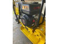 Heavy duty Wacker plate brand new 6.5hp engine 196cc petrol plate compactor