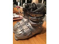 Ladies Head Ski Boots size 26.5 (approx size 7)