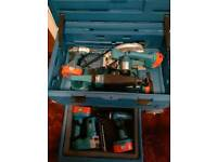 MAKITA CORDLESS POWER TOOL SET
