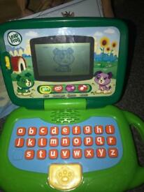 Learn and play laptop