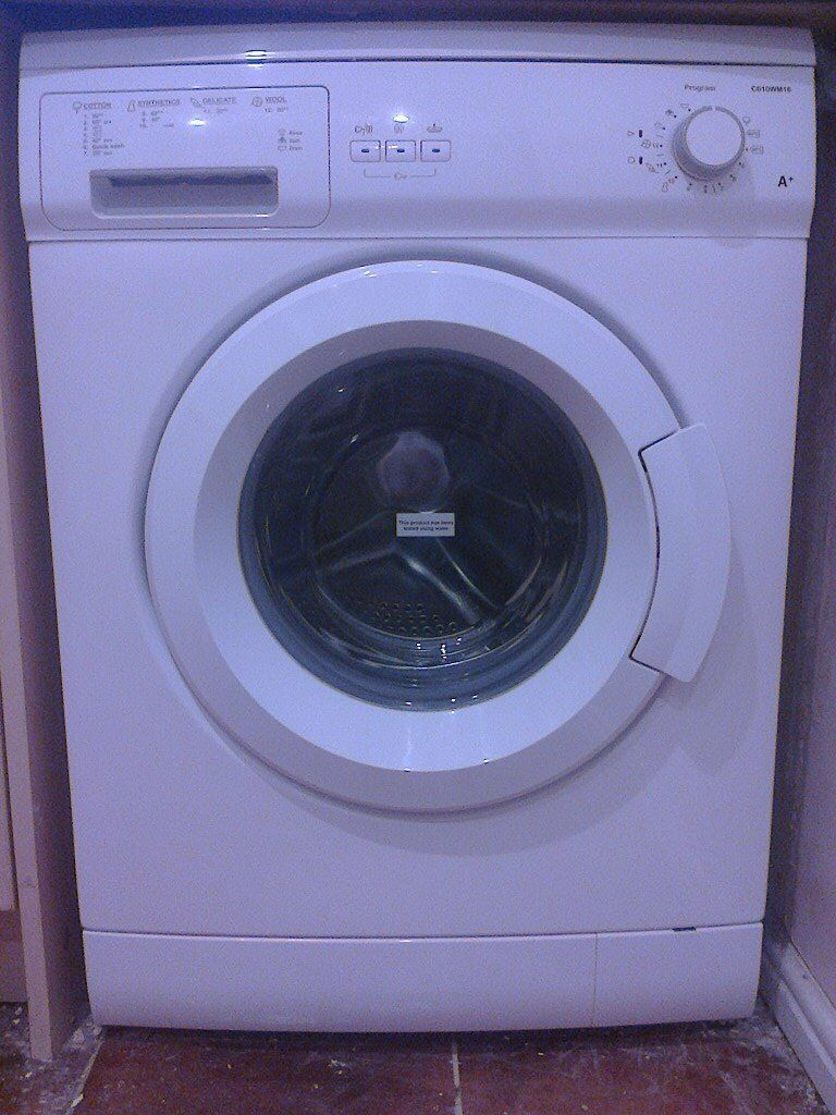 Washing machine - one year old