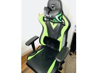 Gaming Setup (mouse,mousepad,chair,pc,monitor,headsets,keyboard)