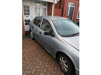 Vauxhall astra. 1 owner. Has mot and runs.