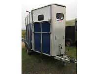 Horse box ifor Williams 510