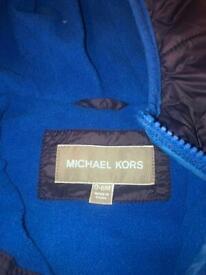 Michael Kors 0-6 month snow suit