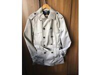 Armani Exchange Men's Mac Coat (Brand New)