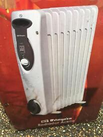 Electric radiator