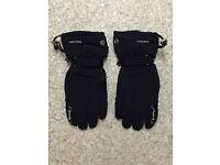 Reusch Conny Ladies Gortex Ski Gloves: Worn Once!
