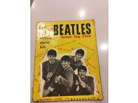 The Fabulous Beatles Souvenir Song Album 1963 Northern Songs Ltd