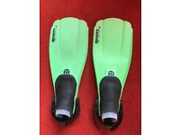 Dive Fins and Boots
