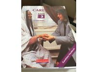 Candidates handbook for Care NVQ level 3