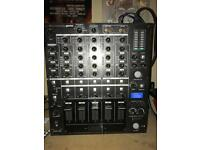 Gemini Pro 5 Channel Club Mixer & Reloop Rmp Alpha 2.5 Cdj Deck