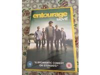 Brand new in wrapper Entourage Movie DVD