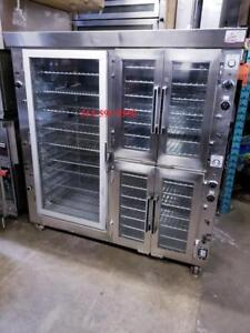 Doyon Four Double a Convection avec Etuve / Convection Oven With Proofer Bakery Oven
