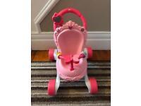 Baby pram/walker