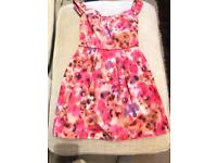 Ladies monsoon dress size 8