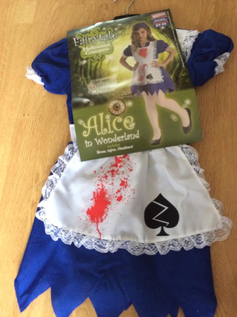 Alice in wornderland