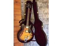 Gibson ES-335 Custom Historic Nashville 1959 - ES335 - OHSC