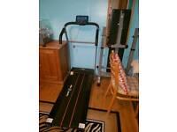 Salus Sports Running Machine