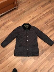 Men's Barbour Drigg Jacket, Navy