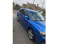Mazda 3 sports 150 bhp petrol