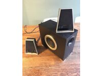 2.1 Altec Lansing VS2621 Multimedia TV/PC/MP3 Surround Sound Speakers+Subwoofer