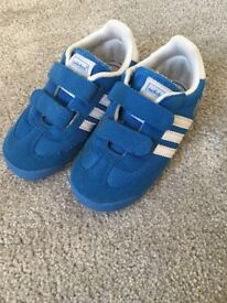 Adidas trainers infant size 8