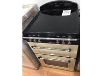 Leisure Gourmet Electric Ceramic Cooker Double Oven Free DeliveryFitUplift