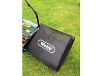 Webb H12R Handpush 12'' Lawnmower