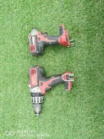 18v cordless drills