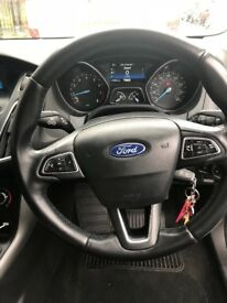 2015 Automatic Ford Focus Zetec Sport 1.6