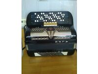 ALFA 5 row accordion forsale