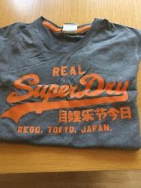 Super dry T shirt