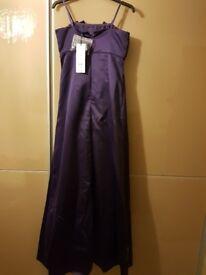 Beautiful long dress size 10